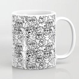 Oh English Bulldog Coffee Mug