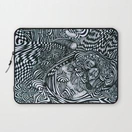 Liquid Skull Laptop Sleeve