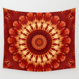 Mandala Shanti 2 Wall Tapestry