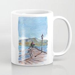 Akaroa , South Island , New Zealand Coffee Mug