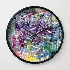Depth of Music Wall Clock