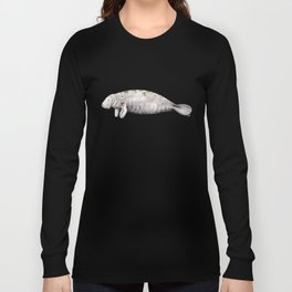 Manatee Long Sleeve T-shirt