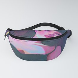 Perfect Blue Fanny Pack