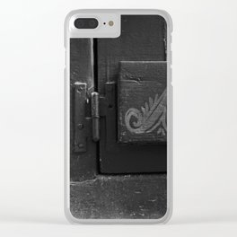 Details at Anafiotika Clear iPhone Case