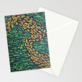 Blood on Pavement Stationery Cards