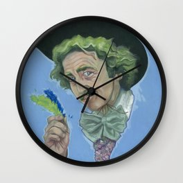 GENE WILDER IS AWESOME Wall Clock