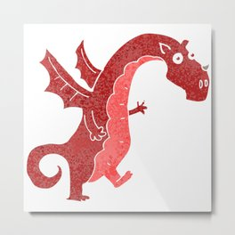 Dragoon Metal Print