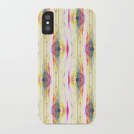 Melt Colors Series: Eye iPhone Case