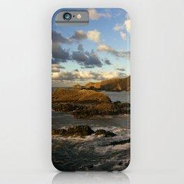 Hartland Coast iPhone Case