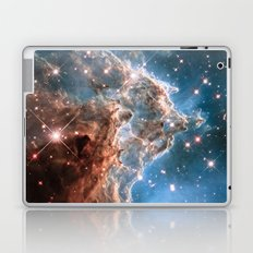 Monkey Head Nebula Laptop & iPad Skin