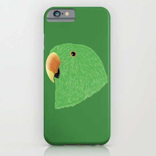 Eclectus [Male] Parrot iPhone & iPod Case