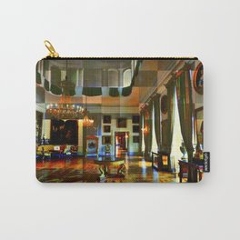 Castle and space in Photo Art Carry-All Pouch