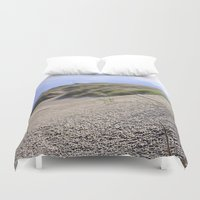 dune Duvet Covers featuring Dune by  Agostino Lo Coco