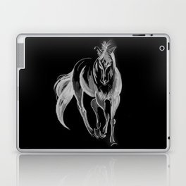 Being A Strong Horse Laptop & iPad Skin