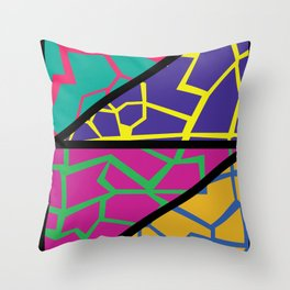 MARINER4 Throw Pillow