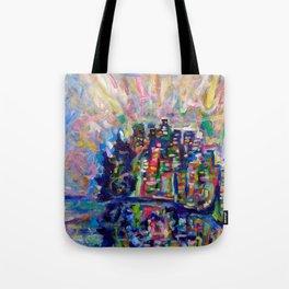 Vancouver Dream Tote Bag