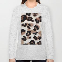 Leopard spots pattern Long Sleeve T-shirt