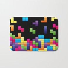Tetris Troubles. Bath Mat