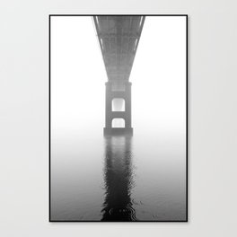 Savanna-Sabula bridge - 3 Canvas Print