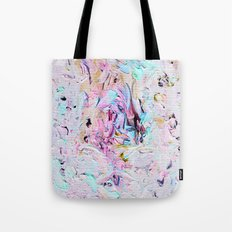 Finger Paint Tote Bag