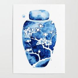 Ginger Jar I Poster