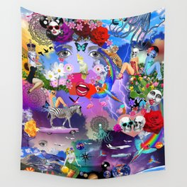 Nonsensical Wall Tapestry