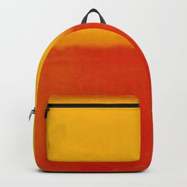 1956 Orange and Yellow by Mark Rothko HD Backpack