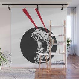 T-Rex Vision Wall Mural
