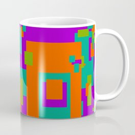 Herb, Berry, Pumpkin Decorative Design 2 Coffee Mug