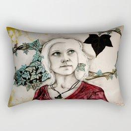 Julie Ivy Rectangular Pillow