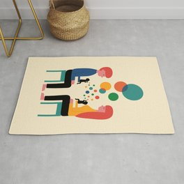 Soul Communication Rug
