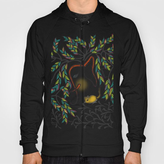 Vibrant Jungle Ele Hoody