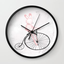 bo- bo Wall Clock