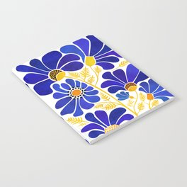 The Happiest Flowers Notebook
