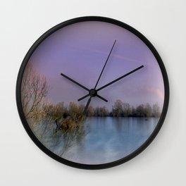 Lakeside Impression Wall Clock