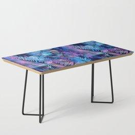 Waikiki Tropic {Blue} Coffee Table