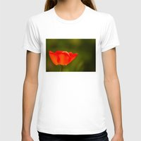 tulip T-shirts featuring Tulip by Bruce Stanfield