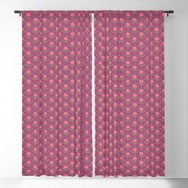 Spring Roses Pattern ~ LOVED UP VAR Blackout Curtain