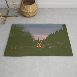 A New York Minute Rug
