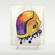 THAT Punk Shower Curtain