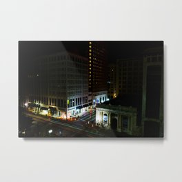 Dark Knights Metal Print