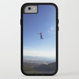 Highlining California iPhone Case