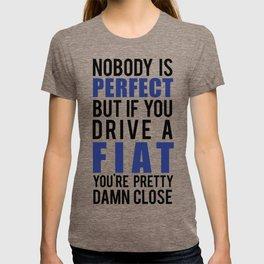 Drive a Fiat  T-shirt