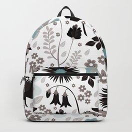 Floral pattern Backpack