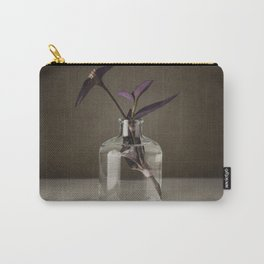 The Purple Heart of Plants Carry-All Pouch