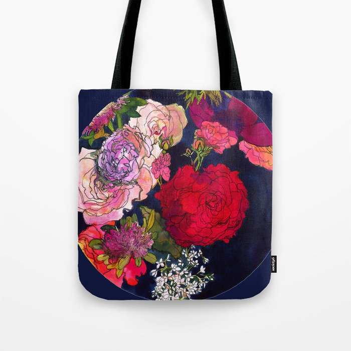 You Promised Me Roses Tote Bag