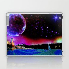 Light house to the stars 3 Laptop & iPad Skin