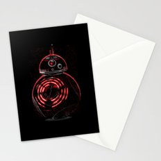 BB8 Darth  Stationery Cards