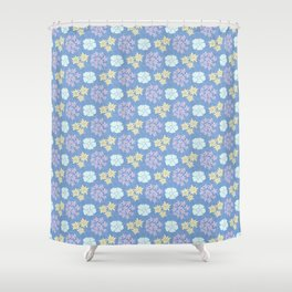 Hana - Violet And All Shower Curtain
