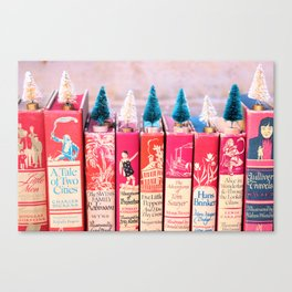 Classic Christmas Chr Canvas Print
